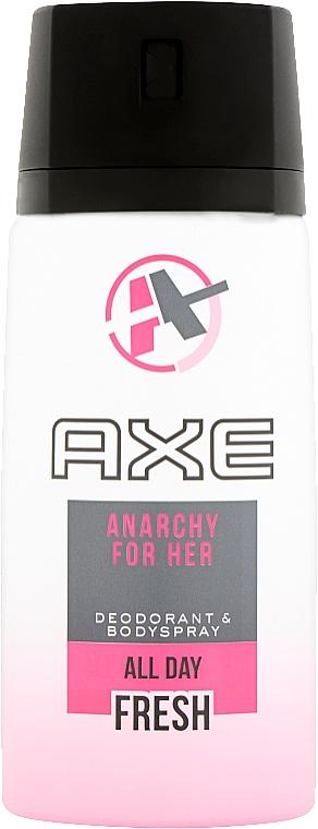 Desodorante antitranspirante - Axe Anarchy Deo Spray For Her