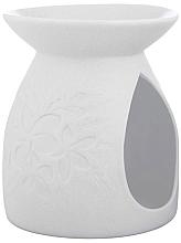 Perfumería y cosmética Lámpara aromática 10.5x12.5 cm - Yankee Candle Tart Burner Pastel Hues Floral White 2