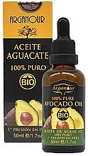 Perfumería y cosmética Aceite de aguacate para rostro, cuerpo y cabello 100% natural - Arganour Pure Organic Avocado Oil