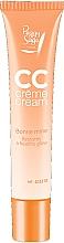 Perfumería y cosmética CC crema facial iluminadora e hidratante - Peggy Sage CC Cream (Bonne Mine)