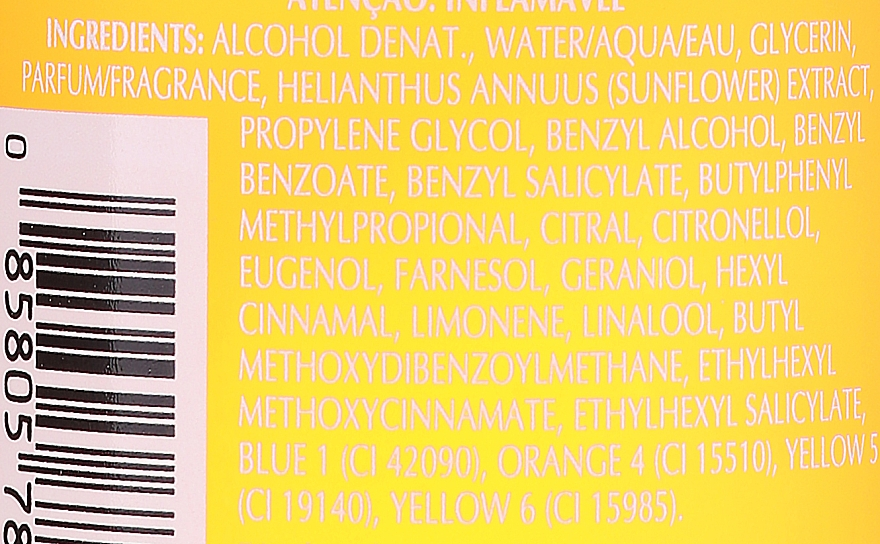 Desodorante spray - Elizabeth Arden Sunflowers  — imagen N3
