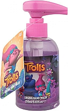 Perfumería y cosmética Jabón líquido infantil con música - Corsair Trolls Singing Hand Wash