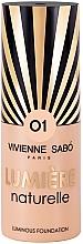 Perfumería y cosmética Base de maquillaje iluminadora - Vivienne Sabo Lumiere Naturelle Luminous Foundation