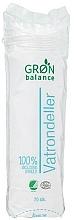 Perfumería y cosmética Discos de algodón, eco - Gron Balance