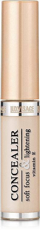 Corrector de maquillaje líquido - Luxvisage