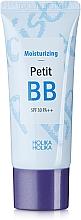 Perfumería y cosmética BB crema hidratante con ácido hialurónico - Holika Holika Moisturizing Petit BB Cream