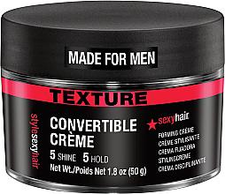 Perfumería y cosmética Crema fijadora para cabello - SexyHair Style Convertible Forming Creme