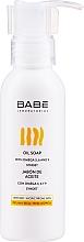 Perfumería y cosmética Jabón corporal de aceite sin agua con Omega 3, 6 y 9, pieles secas - Babe Laboratorios Oil Soap Travel Size
