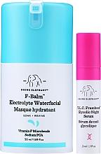 Perfumería y cosmética Mascarilla facial hidratante de noche con vitamina F - Drunk Elephant F-Balm Electrolyte Waterfacial