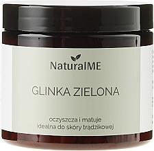 Perfumería y cosmética Arcilla verde natural - NaturalME
