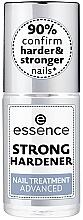 Perfumería y cosmética Esmalte de uñas endurecedor y fortalecedor - Essence Strong Hardener Nail Treatment Advaced