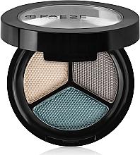 Perfumería y cosmética Sombra de ojos tricolor - Paese Opal Eyeshadows Trio Perl Silk