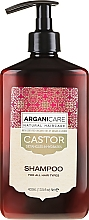 Perfumería y cosmética Champú con aceite de argán & ricino - Arganicare Castor Oil Shampoo