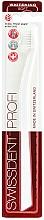 Perfumería y cosmética Cepillo dental blanqueador de dureza suave, blanco - SWISSDENT Profi Whitening Soft