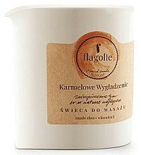 Perfumería y cosmética Vela de masaje con karité y vitamina E - Flagolie Caramel Smoothing Massage Candle