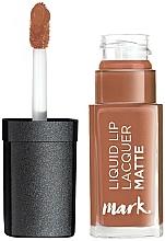 Perfumería y cosmética Labial líquido efecto mate - Avon Mark Liquid Lip Lacquer Matte