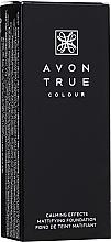 Perfumería y cosmética Base de maquillaje iluminadora, hipoalergénica y calmante con extractos de aloe vera y camomila, cobertura media - Avon Calming Effects