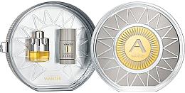 Perfumería y cosmética Azzaro Wanted Set - Set (eau de toilette/50ml + desodorante/75ml)