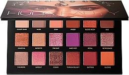 Perfumería y cosmética Paleta de sombras de ojos - Huda Beauty Desert Dusk Eyeshadow Palette