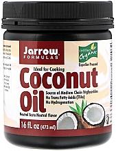 Perfumería y cosmética Aceite de coco orgánico - Jarrow Formulas Coconut Oil