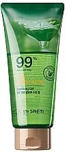 Perfumería y cosmética Gel calmante con 99% aloe vera - The Saem Jeju Fresh Aloe Soothing Gel 99% (botecito)