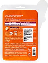 Mascarilla facial de tejido con colágeno y vitaminas en ampolla - Tony Moly Dr.Logy Vita Lifting Mask Sheet — imagen N2