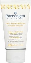 Perfumería y cosmética Cold cream de manos para pieles sensibles, sin parabenos ni siliconas - Barnangen Lycka Nutritive Hand Cream