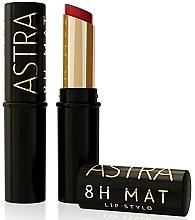 Perfumería y cosmética Barra de labios mate - Astra Make-up 8H Mat Lip Stylo