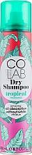 Perfumería y cosmética Champú seco con aroma tropical - Colab Tropical Dry Shampoo