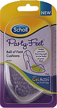 Perfumería y cosmética Plantillas finas de gel - Scholl Party Feet Ultra Slim Invisible Gel Cushions