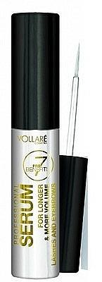 Sérum para crecimiento de pestañas y cejas - Vollare Cosmetics Professional Serum