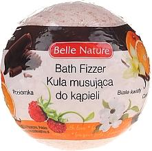 Perfumería y cosmética Bomba de baño, naranja - Belle Nature