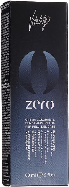 Crema colorante vegana sin amoníaco - Vitality's Zero