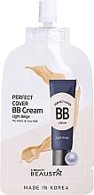 Perfumería y cosmética Crema BB con ácido hialurónico - Beausta Perfect Natural BB Cream