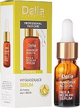 Perfumería y cosmética Sérum para rostro y cuello con ácido mandélico - Delia Mandelic Acid 5% Active Face & Neckline Serum