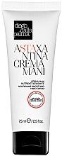 Perfumería y cosmética Crema de manos con manteca de karité - Diego Dalla Palma Astaxantina Crema Anti Age Nourishing Smoothing Hand Cream