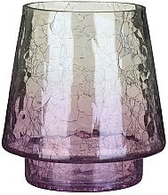 Perfumería y cosmética Portavelas - Yankee Candle Savoy Purple Crackle Jar Holder