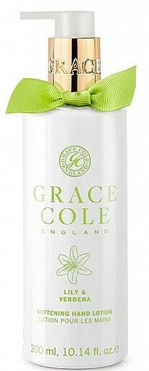 Loción para manos con lirio & verbena - Grace Cole Lily & Verbena Hand Lotion