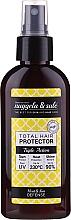 Perfumería y cosmética Spray capilar protector con aceite de ricino - Nuggela & Sule Total Hair Protector