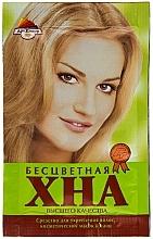 Perfumería y cosmética Henna incolora para cabello - Artcolor (bolsita)