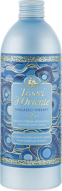 Crema de baño aromática - Tesori d`Oriente Thalasso Therapy Aromatic Bath Cream