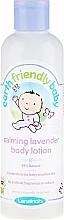 Perfumería y cosmética Loción corporal relajante para bebés con aceite de lavanda - Earth Friendly Baby Calming Lavender Body Lotion