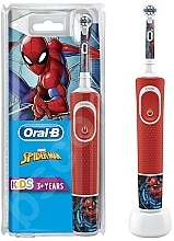 Perfumería y cosmética Cepillo dental eléctrico infantil - Oral-B Vitality Kids Spiderman