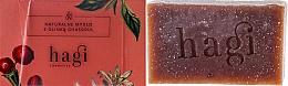 Perfumería y cosmética Jabón natural con arcilla marroquí y aceite de coco - Hagi Soap