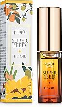 Perfumería y cosmética Aceite labial hidratante - Petitfee&Koelf Super Seed Lip Oil