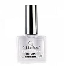 Perfumería y cosmética Top coat, secado rápido - Golden Rose Quick Dry Top Coat