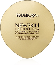 Perfumería y cosmética Prebase de maquillaje en polvo compacto antioxidante - Deborah New Skin Compact Foundation