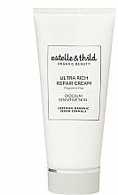 Perfumería y cosmética Crema facial reparadora con aceite de almendras - Estelle & Thild BioCalm Ultra Rich Repair Cream