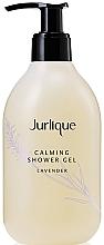 Perfumería y cosmética Gel de ducha calmante con extracto de lavanda - Jurlique Calming Shower Gel Lavender