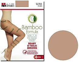 Perfumería y cosmética Pantis Luna, 15 Den, beige - Adrian